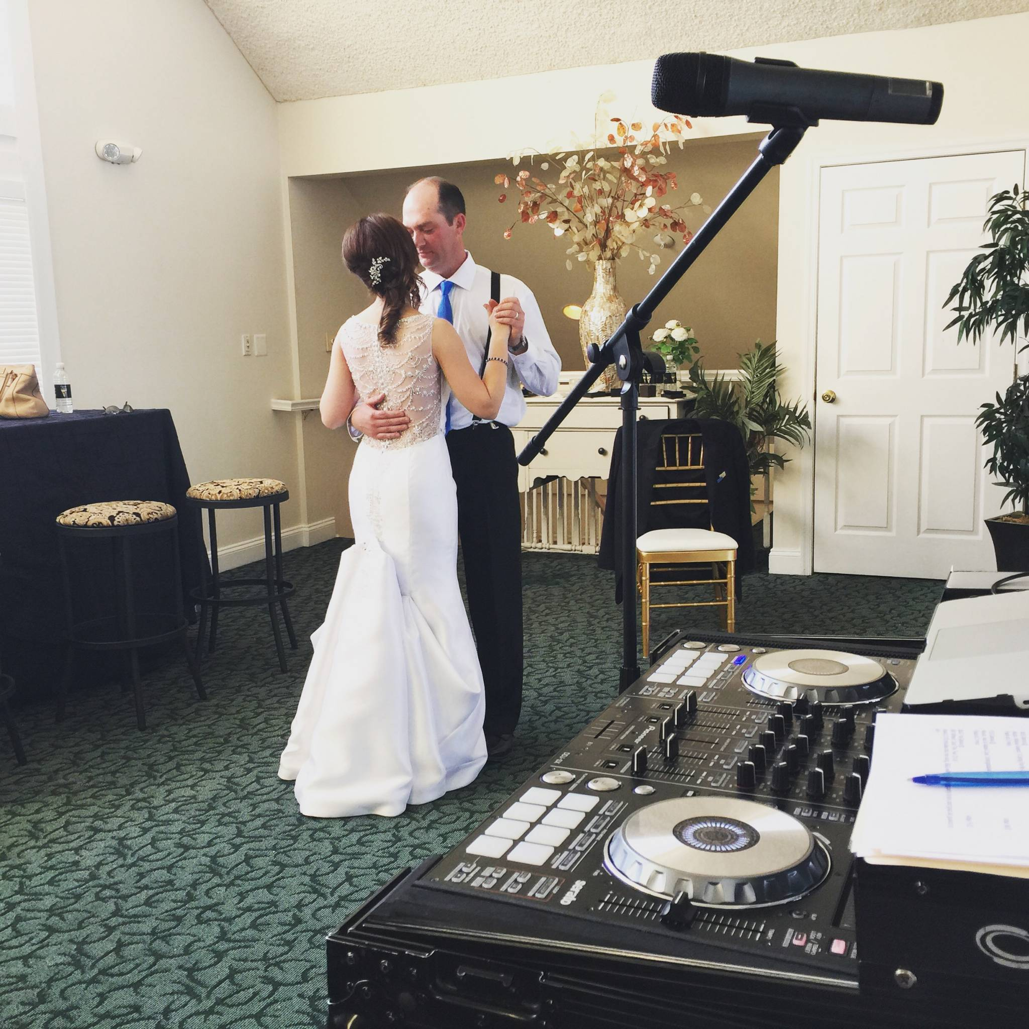 Amanda & Bryan's Wedding + Reception at Celebrations at the