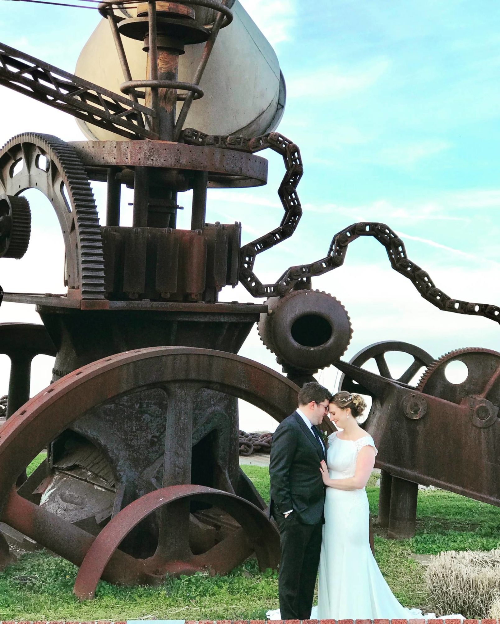 Michelle Alans Wedding Reception Baltimore Museum Of Industry