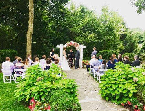 Anna & Brian's Wedding + Reception / Rockfield Manor