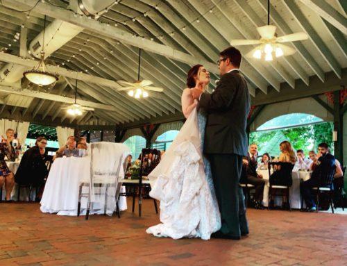 Claire & Travis's Wedding + Reception / Vandiver Inn