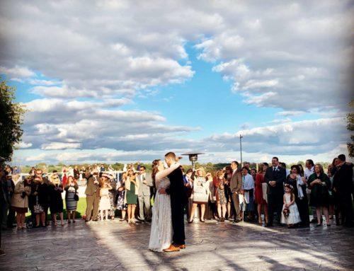 Danielle & Maxson's Wedding + Reception / La Banque de Fleuve's Seaplane Base