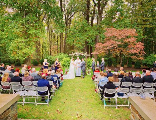 Jaqueline & Levi's Wedding + Reception / The Liriodendron Mansion