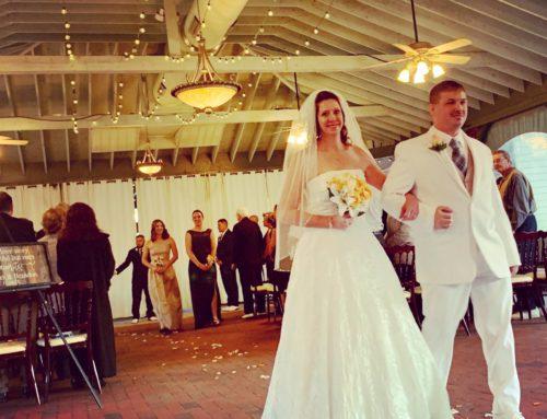 Jennifer & Brandon's Wedding + Reception / Vandiver Inn
