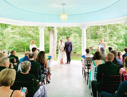 Rachel & Nick's Wedding + Reception / Liriodendron Mansion