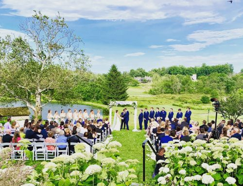 Becca & Pete's Wedding + Reception / French Creek Golf Club