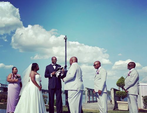 Sherae & Bernard's Wedding + Reception / La Banque de Fleuve