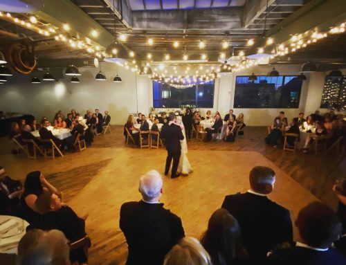 Jenny & Matt's Wedding Reception / Accelerator Space
